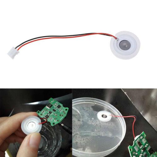Dia 25mm Ultraschall-Nebelmaschine Zerstäubungskeramik Luftbefeuchter Zubehö*SI