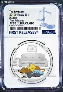 2019-The-Simpsons-MAGGIE-Simpson-Proof-1-1oz-Silver-COIN-NGC-PF-70-FR-PF70