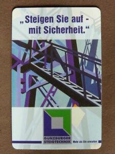O-1280-11-97-MINT-Ongebruikt-Duitsland-Gunzburger-Steigtechnik-opl-10000