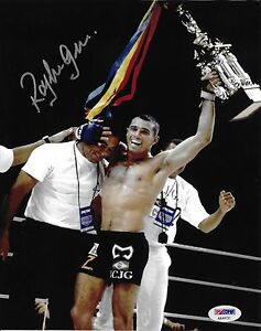 Royler gracie signed 8x10 photo psadna coa ufc pride fc picture w image is loading royler gracie signed 8x10 photo psa dna coa thecheapjerseys Image collections