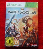 Battle Vs. Chess, Xbox 360 Spiel, Neu, Deutsche Version