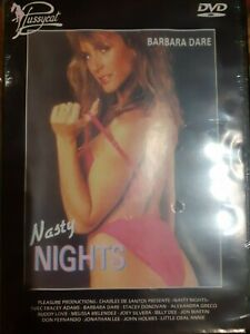 DVD-Nasty-NIGHTS-avec-Tracey-ADAMS-Barabara-DARE-Neuf-Collection-PUSSYCAT