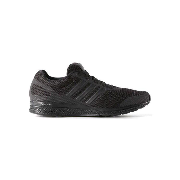 Nuevo B42431 Original Adidas Mana Bounce B42431 Nuevo Negro Calzado para Correr para Hombres Todas las Tallas Nuevo en Caja 58a207