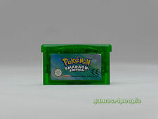 Pokémon: Smaragd-Edition für Nintendo Game Boy Advance / GB ( Pokemon )
