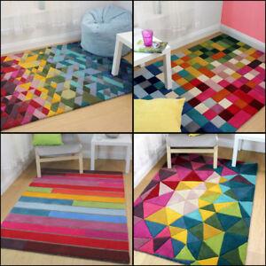 Illusion Modern 100 Wool Pile