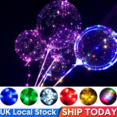 Led Balloon Lights Flash Luminous Lamps Lantern Bar Birthday Wedding Party Decor