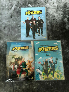 Impractical-Jokers-Complete-Season-6-7-8-12-Disc-DVD-Region-1-Fast-Shipping
