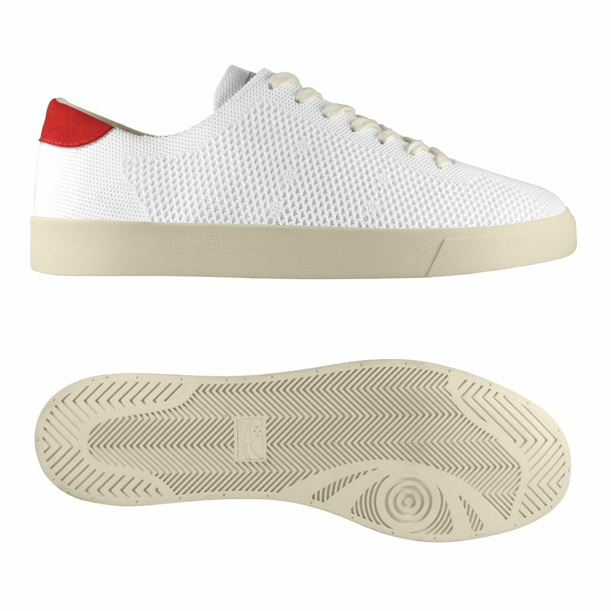 Superga shoes Sneakers Man Woman 2843-KNITTEDPOLYU Tennis sport Low Cut