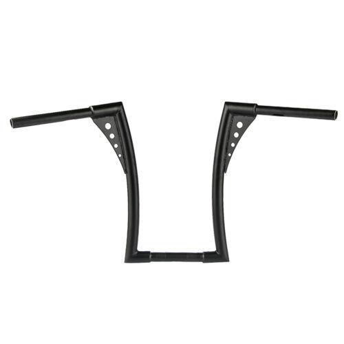 """14/"""" Rise Ape Hangers Handlebar Fits Harley Sportster XL 883 1200 FLST FXST New"""