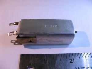 Coil-Transformer-Tunable-Ferrite-Core-RATEL-E-322-Radio-Television-Used-Pull