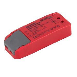 Saxby-LED-Driver-Costante-Tensione-Interno-Controllo-Gear-LED-Driver-12W-12V