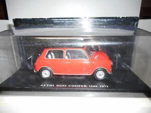 AUTHI-MINI-COOPER-1300-1973-AUTO-VINTAGE-INOLVIDABLES-SALVAT-HACHETTE-1-24