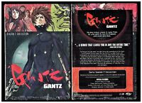 Gantz - Season 2 (dvd, 2006, Brand 4-disc Thinpak Box Set)