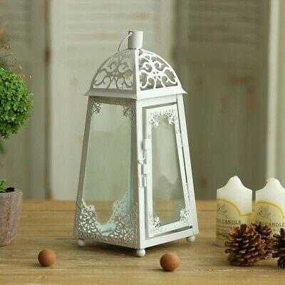 Acquista A Buon Mercato Portacandele Shabby Lumini Candele Lanterna Lanterne Candelabro Interno Esterno