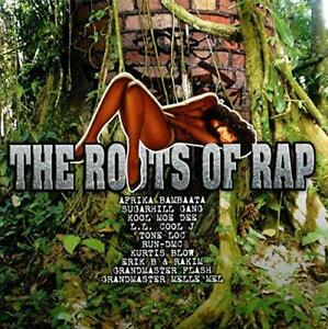 Roots-Of-Rap-Various-Artists-NEW-CD