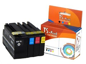 TS-Print-Set-Drucker-Tinten-Patronen-komp-HP-950-XL-951-XL-OfficeJet-Pro-8600