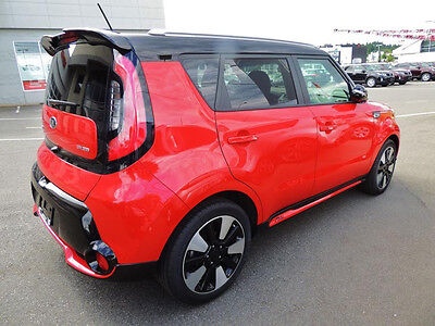 Spoilers SWP Accent Spoilers-Spoiler for a Kia Soul Factory Style ...