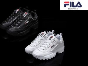 Fila Disruptor Ii 2 Tapitape Fashion Sneakers For Men Women Unisex