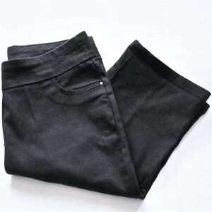 Millers-Womens-Size-10-Pull-On-Black-Shorts-Very-Good-Condition