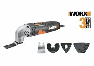 WORX WX667 Sonicrafter Oscillating Multi-Tool 230W