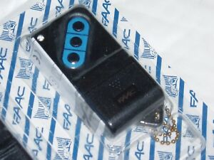 1-x-FAAC-TM3868DS-868-DS-3-button-dipswitch-remote-fob-FREE-UK-POST-NEW-787472