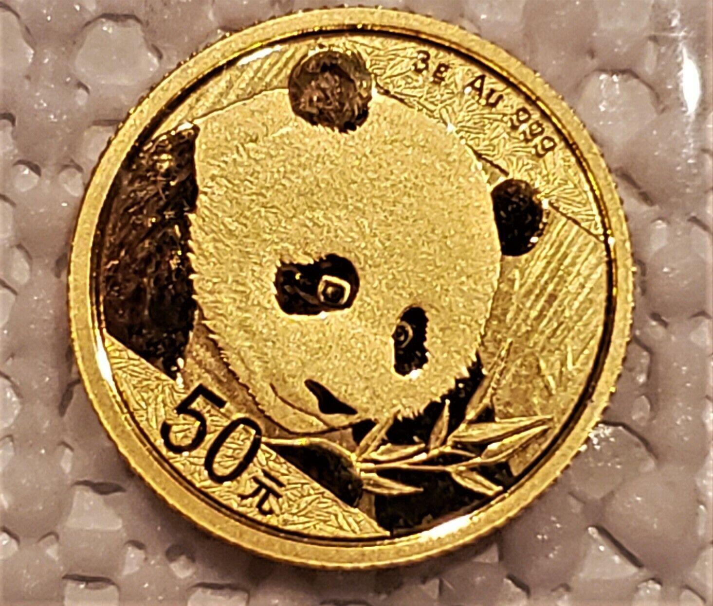 2017 1g 10yuan panda gold coin NGC MS70