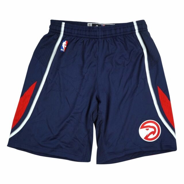 NBA adidas Authentic On-court Team Issued Pro Cut Game Shorts ... 3b82ee011
