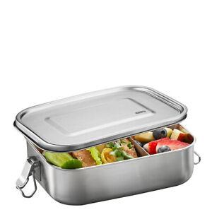 Gefu-Lunchbox-ENDURE-gross-Edelstahl-Brotzeitbox-Pausenbehaelter