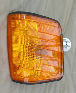 Image Is Loading Mercedes Benz W201 RH Tail Light Housing Amber