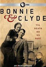American Experience: Bonnie and Clyde (DVD, 2016)