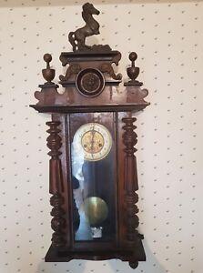 Capable Ancien Carillon Fonctionne Annee 1900 Douceur AgréAble