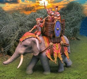 THE COLLECTORS SHOWCASE ROME 43AD CS00706 ELEPHANT FOR CLAUDIUS MIB