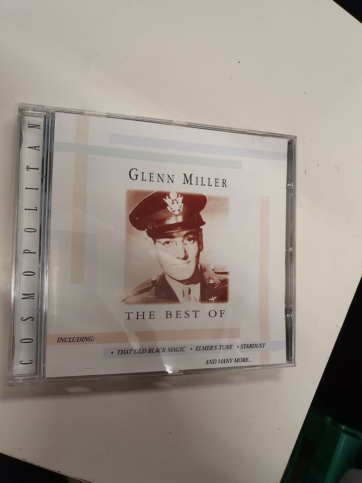 Glenn Miller: The best of, pop