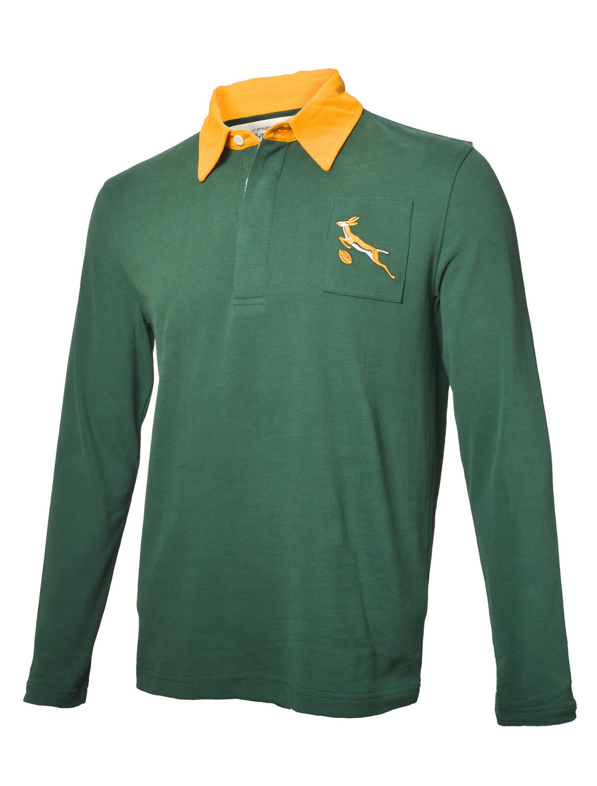 Olorun Authentic Rugby Classic Vintage SAfrica Shirt (S-4XL)