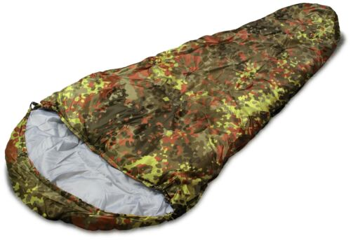 Outdoor Camping Sleeping Bag MUMMY to 10 ° C Mummy Sleeping Bag 230 x 80 x 50 cm
