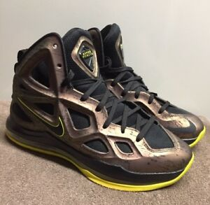 the best attitude afb50 5a3ef Image is loading Nike-Air-Zoom-Hyperposite-2-Sneakers-653466-607-