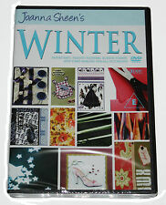 JOANNA SHEEN'S WINTER - DVD - NEW IN SEALED BOX