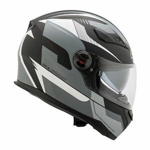GIVI-CASCO-INTEGRALE-FULL-FACE-SNIPER-50-4-SPORT-NERO-MOTO-SCOOTER-HELMET-BLACK
