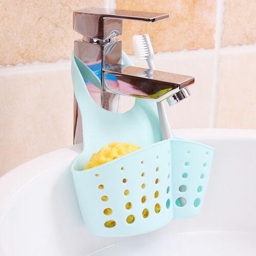 Küchenspüle Schwamm Halter Badezimmer hängen Sieb Organizer Rack GutDJD CL