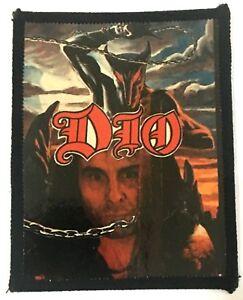 DIO-Holy-Diver-Old-OG-Vintage-1980-s-Photo-Card-Patch-NOT-shirt-lp-cd-badge