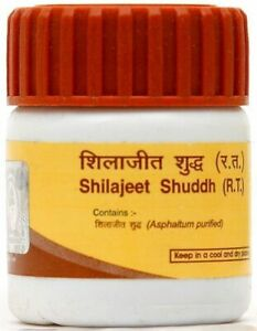 Patanjali-Divya-Shilajeet-Shuddh-Sat-Baba-Ramdev-Shilajit-20-gm-Pack-Free-Ship
