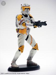 Estrella Wars Attakus Commander Cody Limited Cold Cast 1 10 Scale Statue