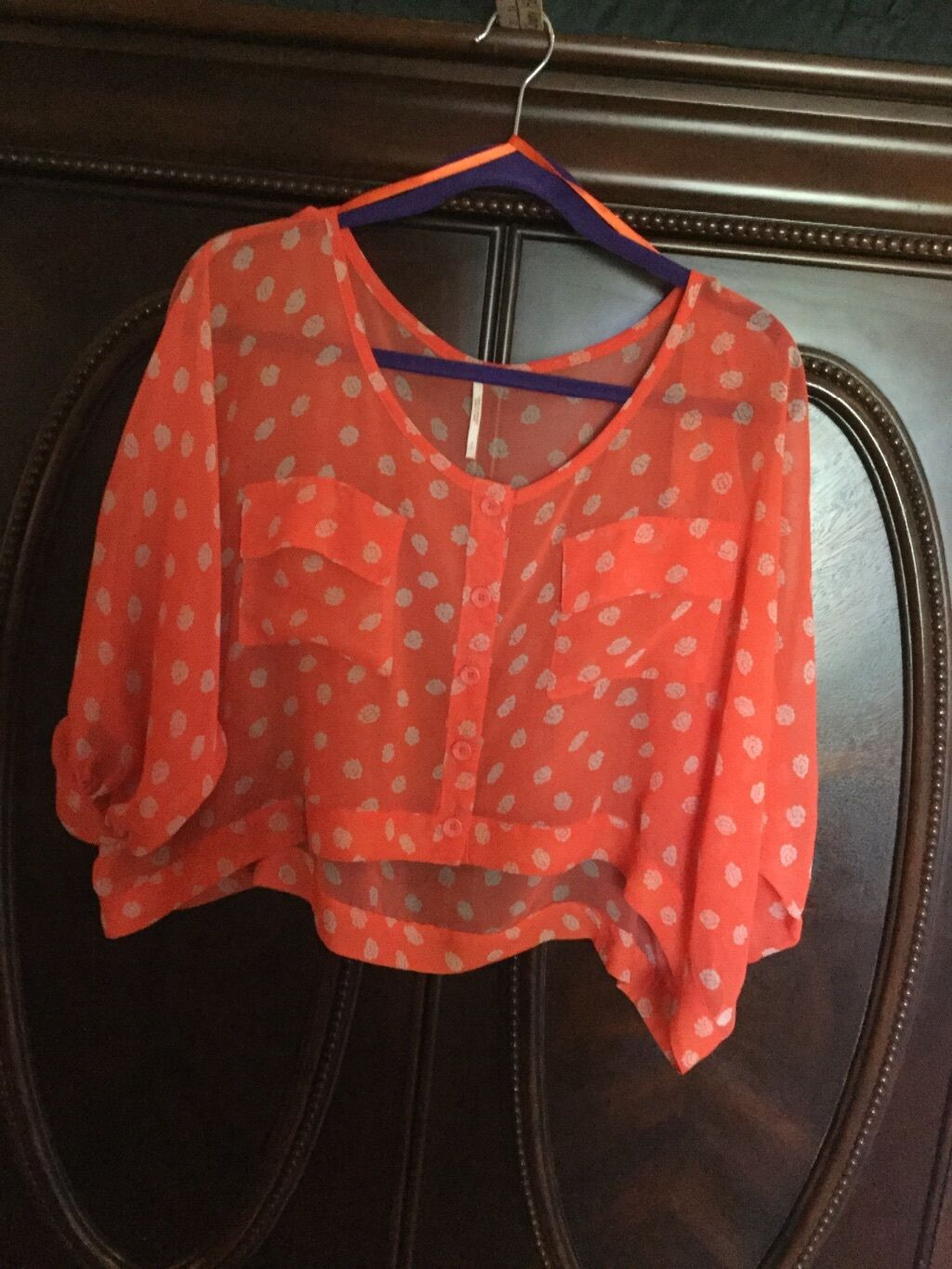 Free people  blouse  Beautiful Fits SIZE S and M NEW