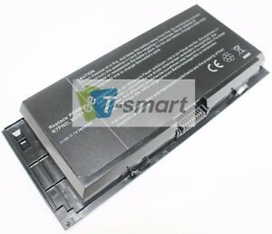 9-Cell Battery for Dell Precision M4600 M4800 M6600 M6800