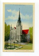 Canada Québec - Drummondville, St Frederick Catholic Church, 1946