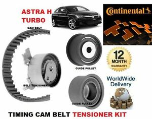 for vauxhall opel astra h 2.0 turbo 2004-2010 timing cam ... vauxhall timing belt