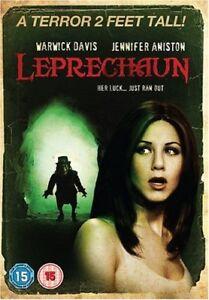 Leprechaun-1-DVD-Region-2