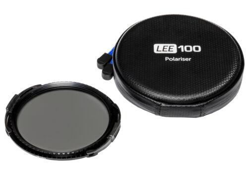 Nuevo 2019 Lee FILTROS LEE100 Polarizador en caso de concha de almeja 100PL
