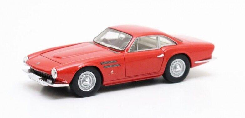 Matrix max41001-052 - jaguar type d lm michelotti red - 1963 1 43