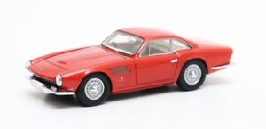 Matrix Max41001-052 - Jaguar Type D Lm Michelotti Rouge 1963 1/43